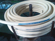 FDA Nitrile Food And Beverage Hose , wine transfer hoses Ozone Resistant